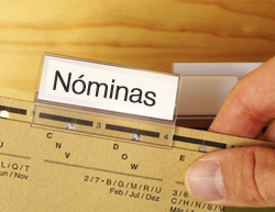 Prorrateo de nominas
